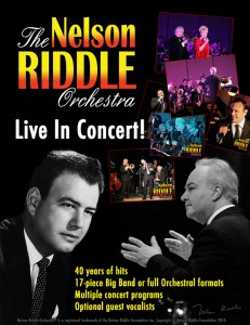 Nelson Riddle Orchestra Official Webpage
